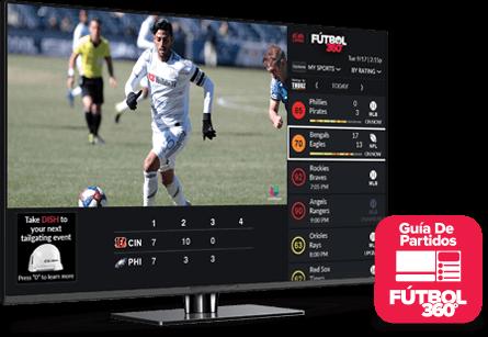 Guía de partidos - Fútbol 360 - Chicago, IL - HD SATELLITE ENTERPRISE INC. - Distribuidor autorizado de DISH