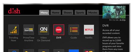 Vea television con DISH - HD SATELLITE ENTERPRISE INC. en Chicago, IL - Distribuidor autorizado de DISH