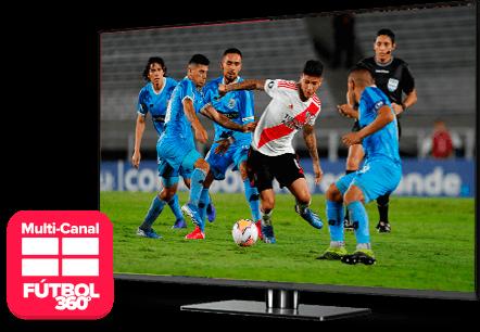 Multi Channel - Fútbol 360 - Chicago, IL - HD SATELLITE ENTERPRISE INC. - Distribuidor autorizado de DISH